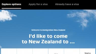 新西兰移民局