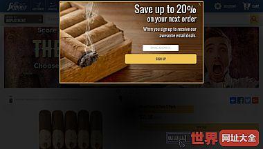 买雪茄:最好的雪茄在线低价格著名烟