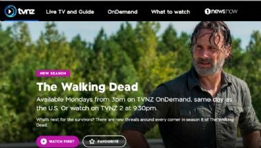 新西兰电视台