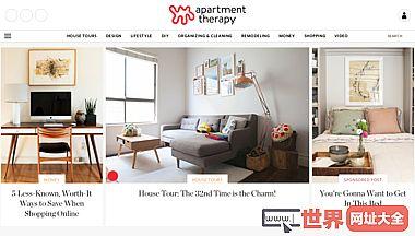 家庭公寓装饰分享博客