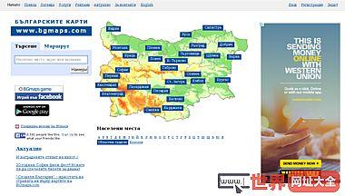 КартанаБългариясулици, адреси, м