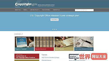 美国版权办公室