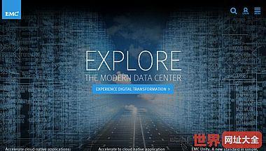 EMC - 云计算、大数据和安全IT解决方案的领导者 易安信中国