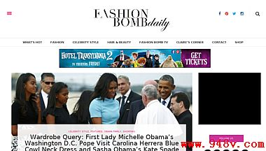 Fashion Bomb Daily Style Magazine