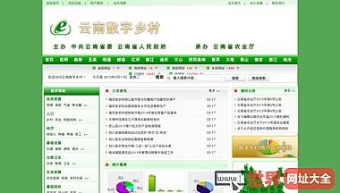 云南省数字乡村