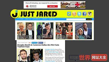 JustJared-名人娱乐文化新闻网