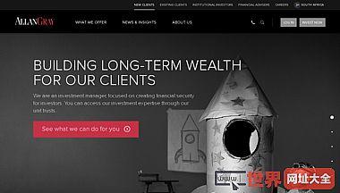 艾伦灰色投资公司投资管理