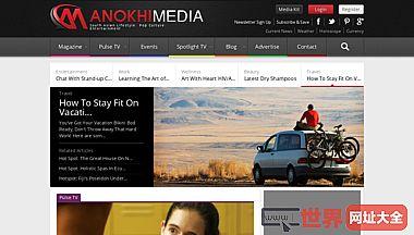anokhi媒体家庭