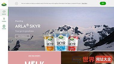 Arla全球乳业公司-让你的善良