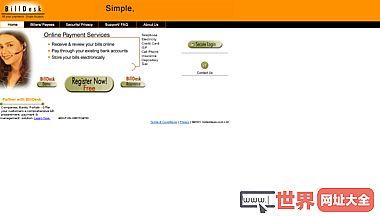 billdesk -所有您的付款单一的位置