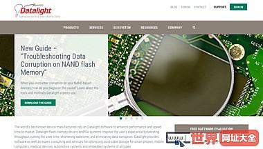 嵌入式文件系统和闪存存储专家资料光公司