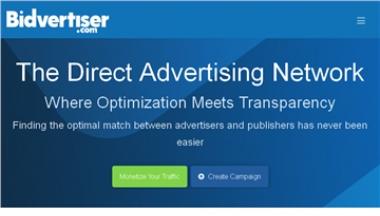 美国Bidvertiser互联网广告联盟