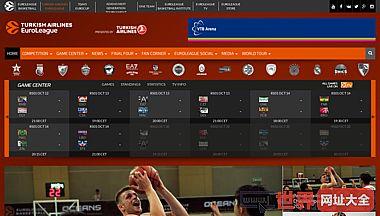 土耳其航空公司欧洲-欢迎来到欧洲篮球