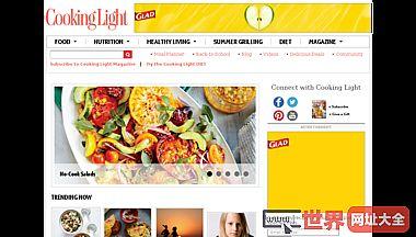 美国CookingLight美食分享杂志