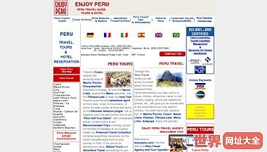enjoyperu.com