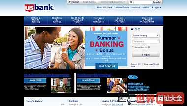 美国合众银行(U.S. BANCORP)