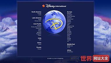 迪士尼-迪士尼在线国际