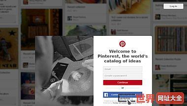 品趣志视觉图片分享平台