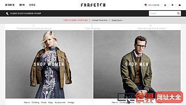 Farfetch官网