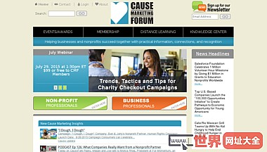 causemarketingforum.com