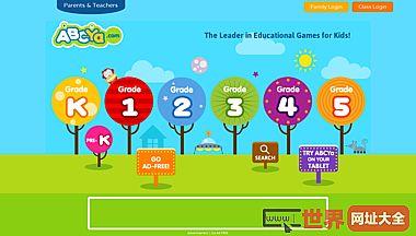 免费儿童教育游戏平台