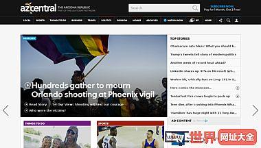 亚利桑那州消息菲尼克斯 :本地新闻体育