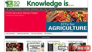 农业和农村合作技术中心(CTA)