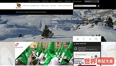 西班牙旅游局官方网站