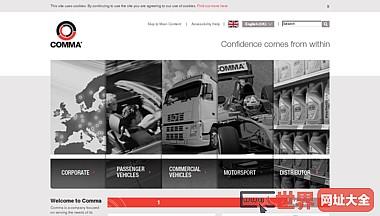 主页: Comma Oil & Chemicals Ltd.