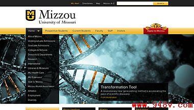 密苏里大学哥伦比亚大学