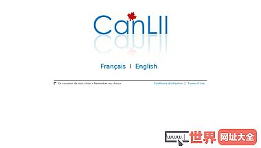 CanLII - Canadian Legal Information Institute