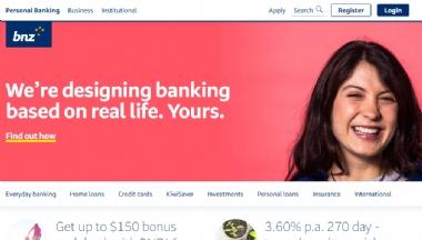 新西兰银行