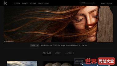 在线摄影作品交流平台