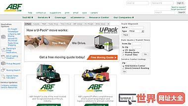 abf货运公司