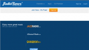 免费互联网广播电台