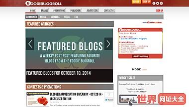 Foodie Blogroll : Home