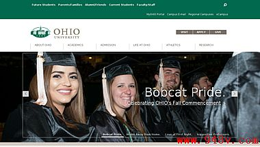 欢迎来到俄亥俄大学