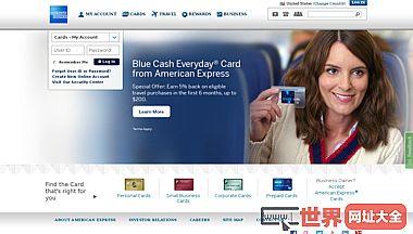 美国运通银行官网