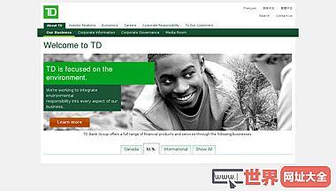 加拿大多伦多道明银行官网