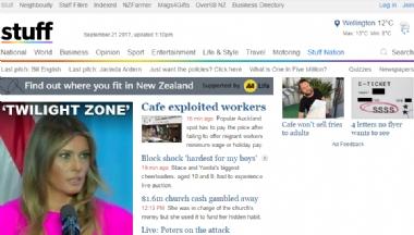 新西兰自治领邮报