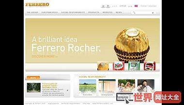 意大利费列罗巧克力品牌官网