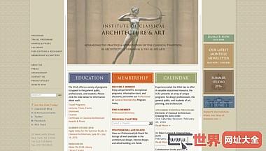 Institute of Classical Architecture