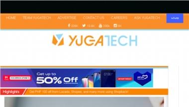 YugaTech科技网站