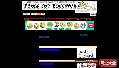 免费儿童教学工具聚合网