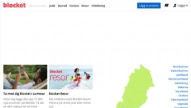 瑞典二手交易信息网