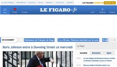 法国费加罗日报
