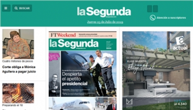 智利午报《第二报》