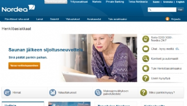芬兰北欧联合银行