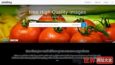 免费高质量图片素材分享网