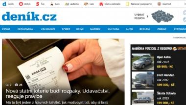 捷克日记报